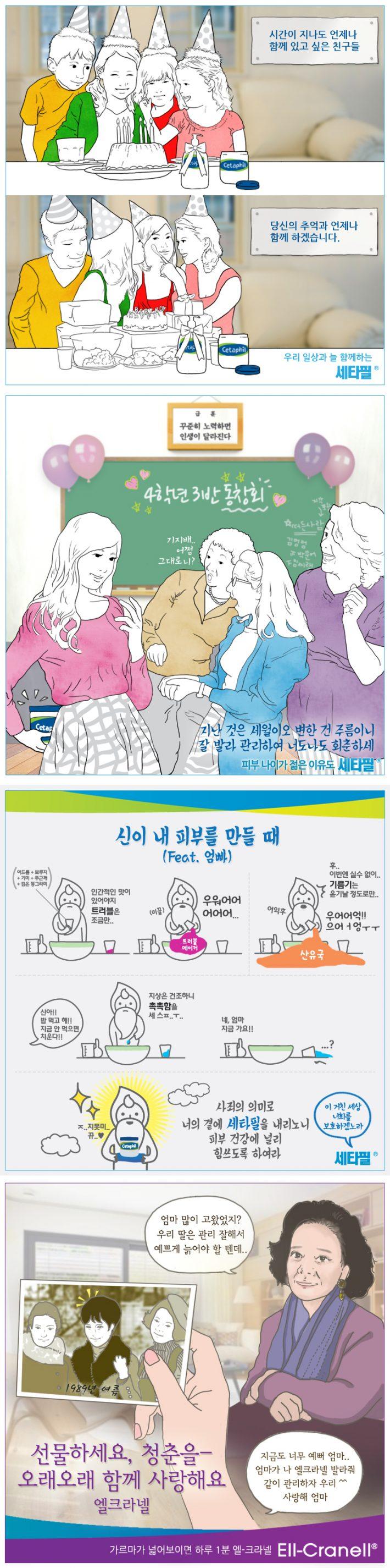 GALDERMA KOREA SNS Contents