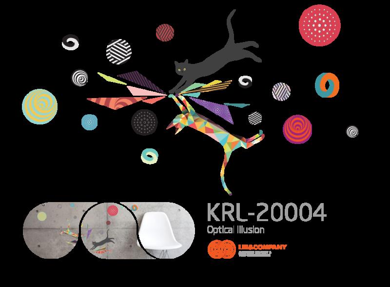 Collaboration Design _ Optical Illusion