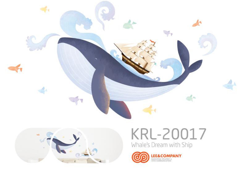Collaboration Design _ Whale's Dream with Ship