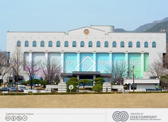 [중앙선거관리위원회] 중앙선거관리위원회 청사 외벽 래핑