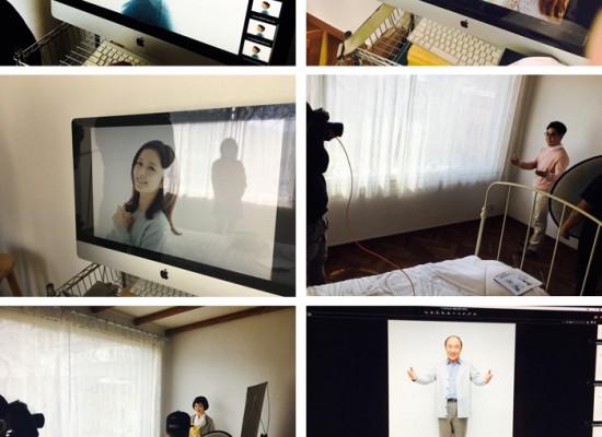 제19대 대통령선거 – 아름다운 선거 홍보대사 6인 지면 촬영